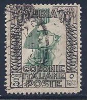 Libya, Scott # 49 Used Roman Legionary, 1924 - Libya