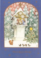 Polish Christmas Greetings Post Card,Poland,X19. - Gruss Aus.../ Gruesse Aus...