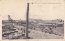 Quaregnon  Vue Générale-charbonnage Du Rieu Du Coeur - Quaregnon