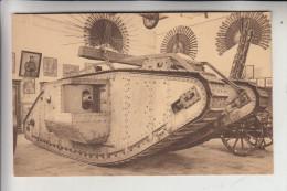 MILITÄR - PANZER / Tank / Chars / Tanque  - MARK V, England - Ausrüstung