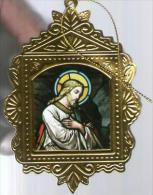 Image Pieuse Holy Card Saint Joseph Du Dakota Av. Montaigne Paris - Découpis Jésus Vitrail ... - Imágenes Religiosas