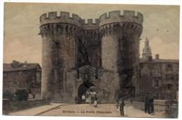 CP, 55, VERDUN, Porte Chaussée , Voyagé En 1908 - Verdun