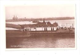 RP Postcard Of The Ferry Birkenhead PADDLESTEAMER PADDLE STEAMER SHIP - England