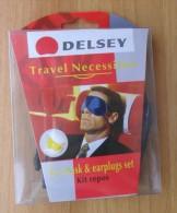 + DELSEY TRAVEL NECESSITIES - RIT RIPOSO PER VIAGGIARE E NON ESSERE DISTURBATI - - Transporto