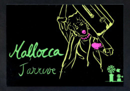 *Mallorca. J'arrive...* Ed. Sibisa Nº 15. Postal Editada En Plastico. Nueva. - Postales