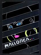 *Mallorca...* Ed. Sibisa Nº 28. Postal Editada En Plastico. Nueva. - Otros