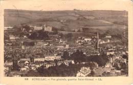 15 - Aurillac - Vue Générale, Quartier Saint-Géraud - Aurillac