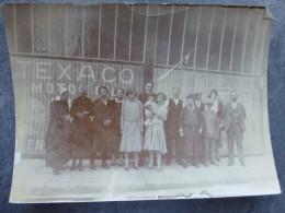 AMBOISE 1932 Garage TEXACO Un Jour De Baptême; Ref 23206 PH22 - Anciennes (Av. 1900)
