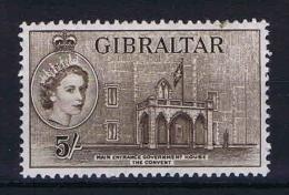 Gibraltar, 1953  Mi 145 SG 156, MNH/** - Gibraltar