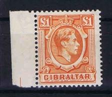 Gibraltar, 1938  Mi 117A  SG 131, MNH/** - Gibraltar