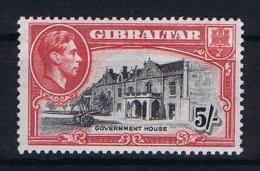 Gibraltar, 1938  Mi 113C   SG 129 B, MNH/** Perfo 13 - Gibraltar