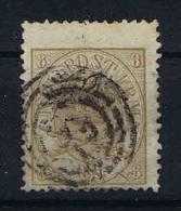 Denmark: 1864, Mi Nr 14 A, Yv. 14  Used - 1864-04 (Christian IX)