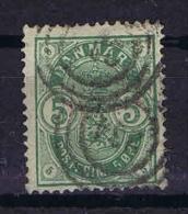 Denmark: 1892 Mi 32 Yv 32 Used - 1864-04 (Christian IX)
