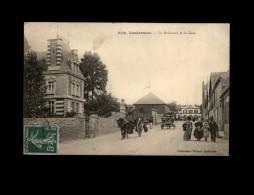 29 - LANDERNEAU - Attelage Cheval - Landerneau