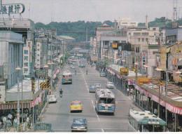 Main Street, Store Fronts, Classic Cars, YOKOSUKA, Japan, 50-70's - Non Classificati