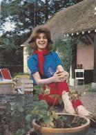 CPSM Années 1960 De Format 15 X 21 Cm @ SHEILA @ Annie Chancel - Chanteuse - Philips N° 266 - Artistes