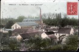 45 - AMILLLY - LA FILATURE - VUE GENERALE - Amilly