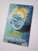 Bustina Nuova OVOPON Shampoo All'Uovo - Tocco Magico. Anni'50 - Prodotti Di Bellezza