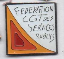 Syndicat CGT , F�d�ration CGT des Services Publics , administration