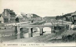 58    SAINT-BRIEUC - Le Légué - Le Pont De Pierre - Saint-Brieuc