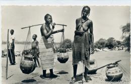 SENEGAL - Porteuses D'eau Au Bord Du Niger - Sénégal