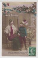 PETIT PATRIOTE - Enfant - Children - Avec Fusil Et Casque - Patriottisch