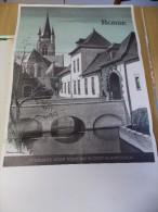 Affiche Ronse - Illustr. Herman Verbaere - Affiches