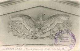9361. Postal BOULOGNE Sur MER (Pas De Calais) . Colonne Du Grande Armée - Boulogne Sur Mer