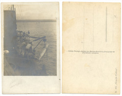 """PULA, POLA  Edt. YEAR 1917 """"TORPEDO FISCHEN"""" - Croatia"""