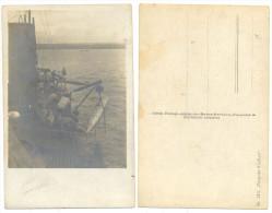 "PULA, POLA  Edt. YEAR 1917 ""TORPEDO FISCHEN"" - Croazia"
