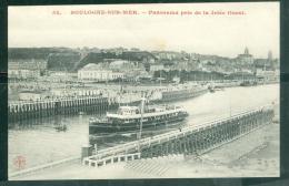 N°52 -  Boulogne Sur Mer - Panorama Pris De La Jetée Ouest - LFQ66 - Boulogne Sur Mer