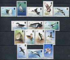 Georgie Du Sud                        166/180  **       Oiseaux/birds - Géorgie Du Sud