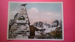 Il Rifugio Marinelli M. 2812 Visto Dal Monumento Agli Alpini - Sondrio