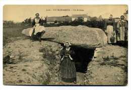 Locmariaquer (56) : Un Dolmen (animé) - Dolmen & Menhirs