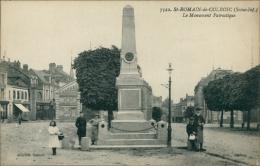 76 SAINT ROMAIN DE COLBOSC / Le Monument Patriotique / - Saint Romain De Colbosc