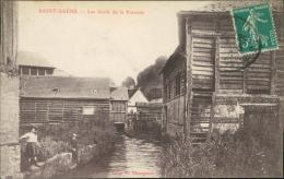 76 SAINT SAENS / Les Bords De La Varenne / - Saint Saens