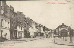 76 SAINT SAENS / Rue Du Catelier / - Saint Saens