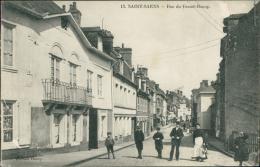 76 SAINT SAENS / Rue Du Grand-Bourg / - Saint Saens