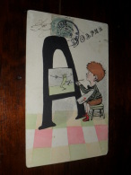 Prénoms : ADOLPHE - 1906 - Firstnames