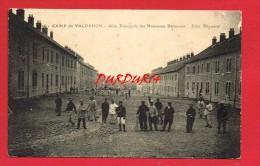 Doubs - Camp Du VALDAHON - Allée Principale Des Nouveaux Bâtiments - France
