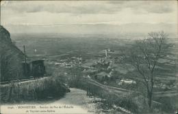 74 MONNETIER MORNEX / Sentier Du Pas De L'échelle Et Veyrier Sous Salève  / - Autres Communes
