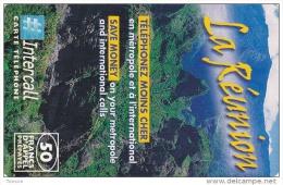 Reunion, Intercall, Forrest,, 2 Scans. - Réunion