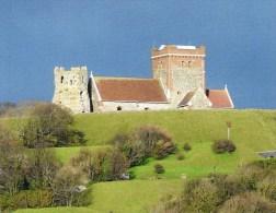 Postcard - Dover Roman Pharos East Lighthouse, Kent. SMH61A - Lighthouses