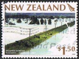 New Zealand SG3028 2008 Weather Extremes $1.50 Good/fine Used - New Zealand