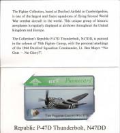 UK - L&G - BTG313 - P-47D Thunderbolt - 465D - 900 Ex. - MINT - BT General Issues