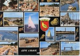 Cote D' Aunis -multivues (ed Combier) - La Rochelle
