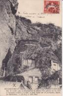 Cp , 37 , ROCHECORBON , La PIERRE TOMBÉE - Rochecorbon