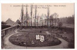 Callenelle : Pensionnat Des Dames De St-Maur - Le Jardin De L'Ecole Ménagère - Belgium