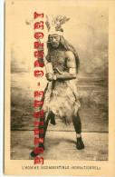 "RARE < CIRCUS < CIRQUE - L'HOMME INCOMBUSTIBLE "" SENSATIONNEL "" - INDIEN - INDIOS < DOS SCANNE - Circus"