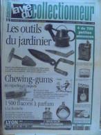 La Vie Du Col N°170 Mars 1997 - Outil Jardinier; Chewing-gum; Flacons Parfum; Meute Chiens; Job; Biberon - Trödler & Sammler
